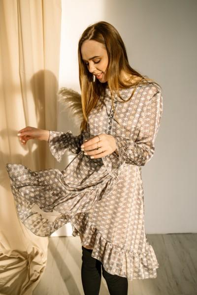 Платье Pur Pur 01-853/4